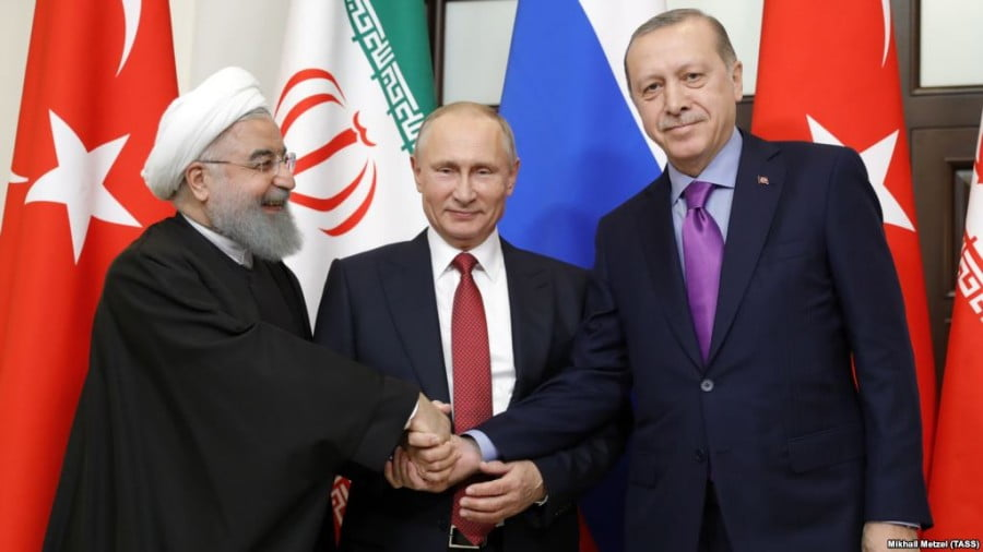 Will Friday's Tabriz Tripartite Summit Resolve the Idlib Imbroglio?
