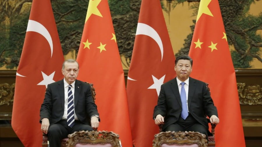 China Will Buy Turkey On the Cheap