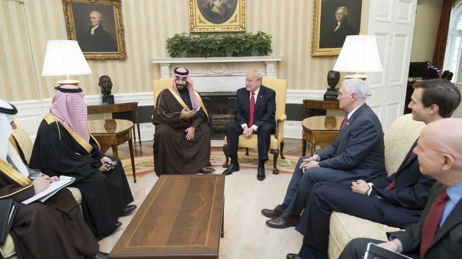 "Iran and Saudi Arabia's ""Deep State"" Factions Are Striking Back"