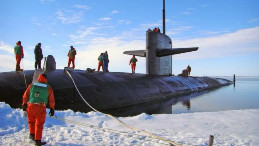 "US 2nd Fleet Reactivated, Preparing for Arctic Warfare with ""Bad Actors"""