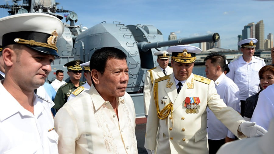 Russia's Sub Sale to the Philippines Would Stabilize the South China Sea