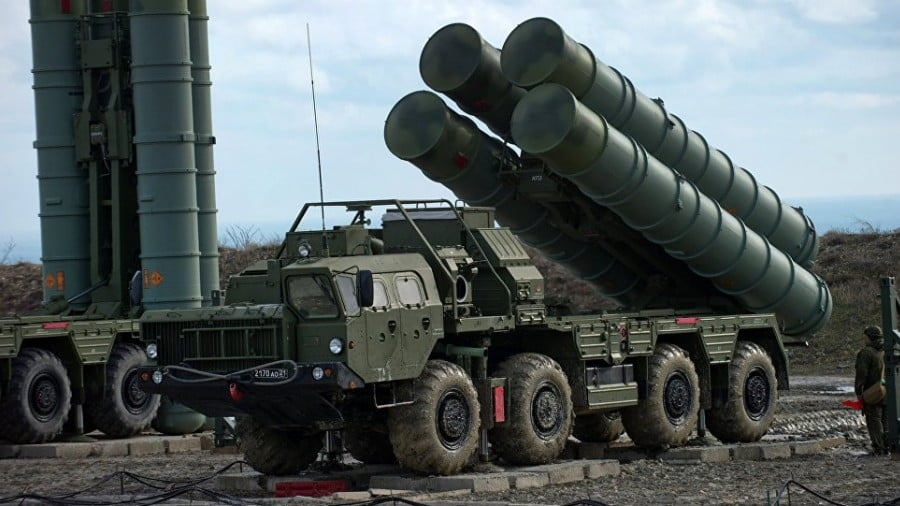 "India Didn't ""Defy"" the US on the S-400s, But Is Partially Obeying"