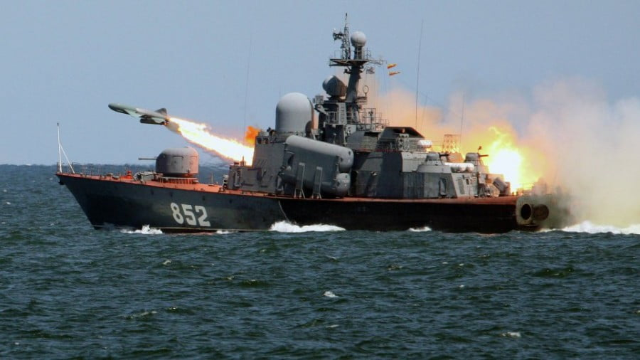 Russia's Naval Strategy in the Indian Ocean