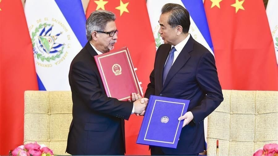 China's Embrace of El Salvador Is About a Lot More Than Just Taiwan