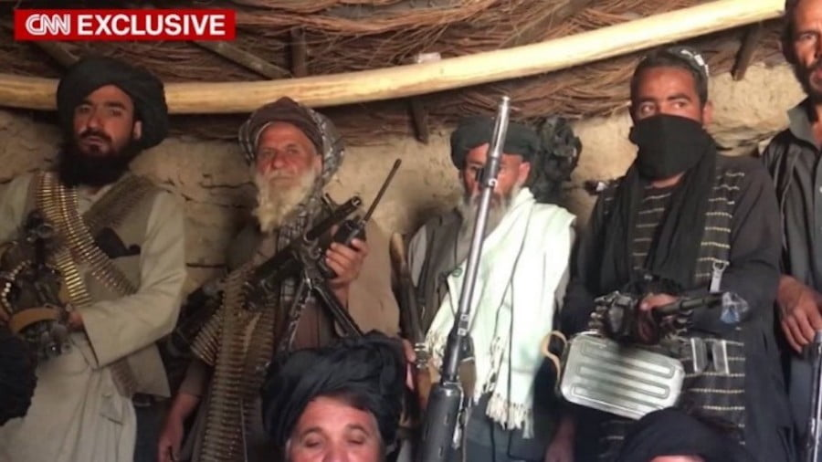 Afghanistan: The Taliban Have Fought the U.S. to the Negotiating Table