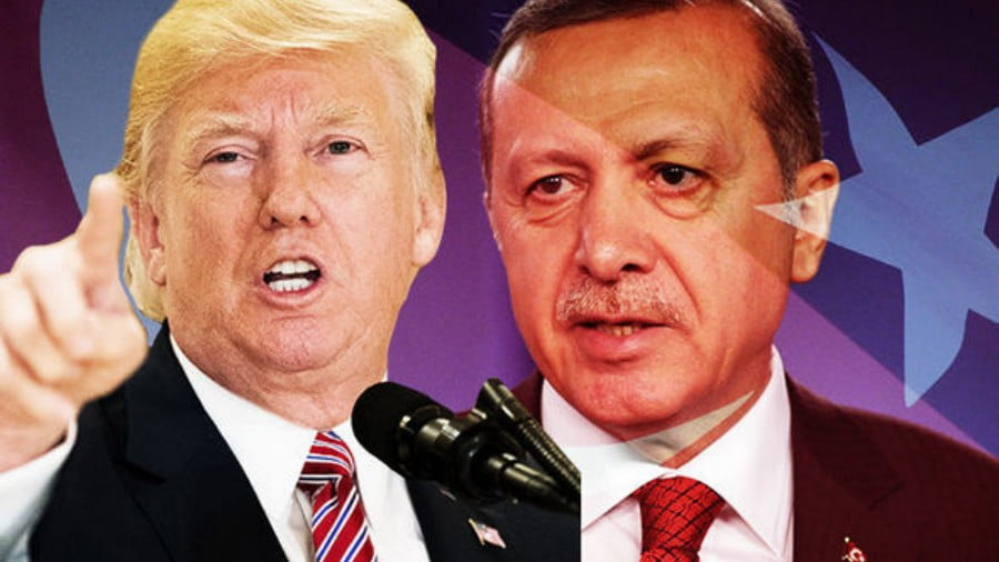 The US-Turkey Crisis: The NATO Alliance Forged in 1949 Is Today Largely Irrelevant