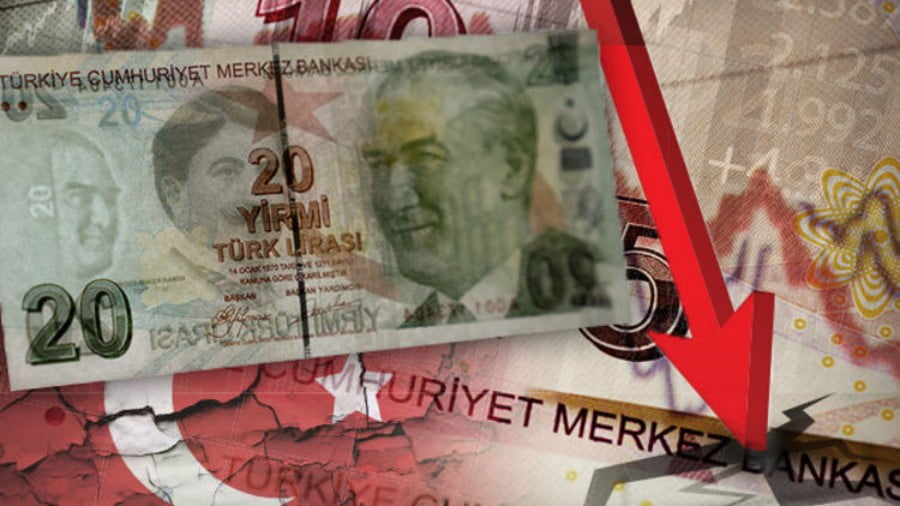 The Lira's Collapse Is Linked to the US Hybrid War on Turkey