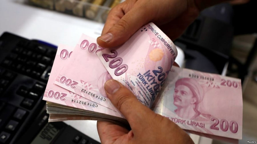 How Turkey's Currency Crisis Came to Pass