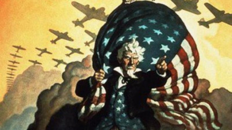 A Decalogue: The Ten Theses of American Empire-Building: A Dialogue