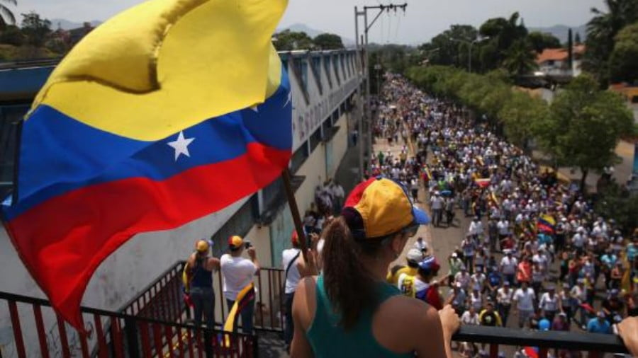 "The Venezuelan Migrant Crisis Is Leading to the Revival of ""Gran Colombia"""