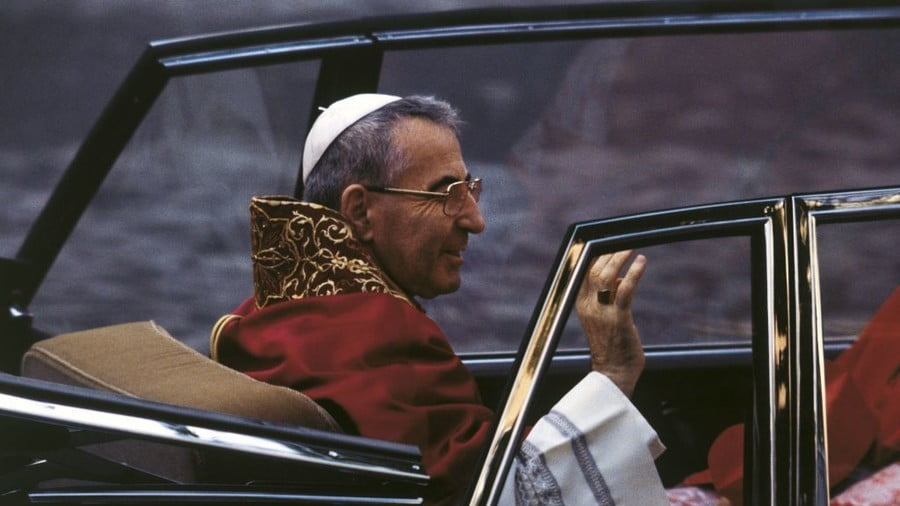 A CIA Lucky Break? How the Death of the 'Smiling Pope' Helped Washington Win the Cold War