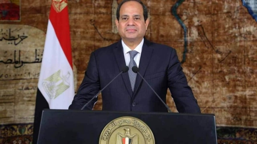 The Paranoid World of Abdel Fattah el-Sisi