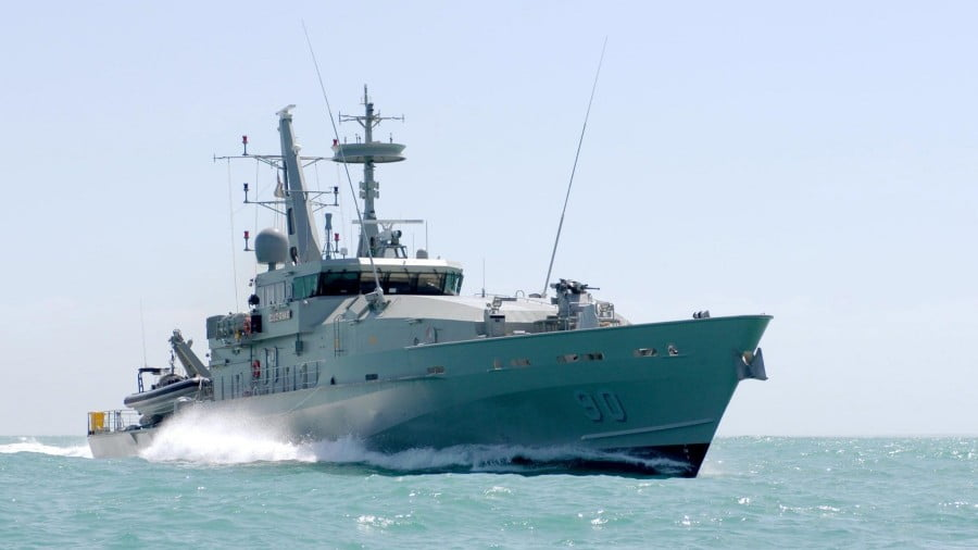 Australia's Naval Base in Papua New Guinea Is a Power Play in the South Pacific