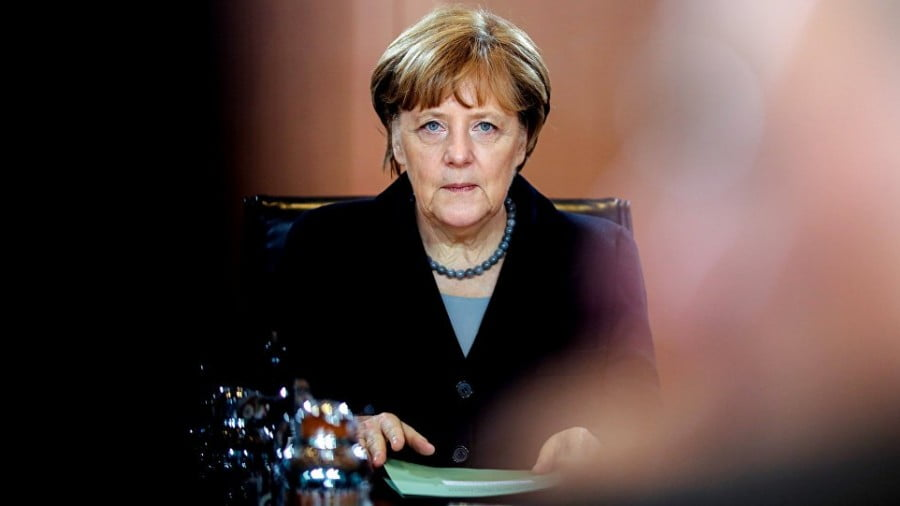 Merkel's Chasing a Failed Dream by Fantasizing About Bombing Syria