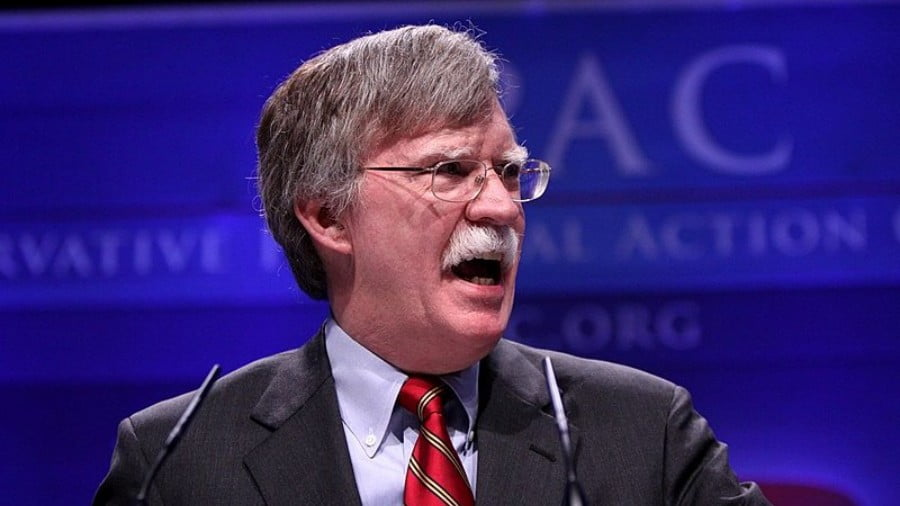 Syria: Bolton Throws Down the Gauntlet