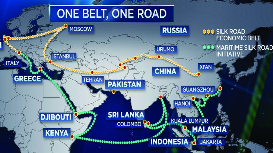 China Struggles with Belt and Road Pushback