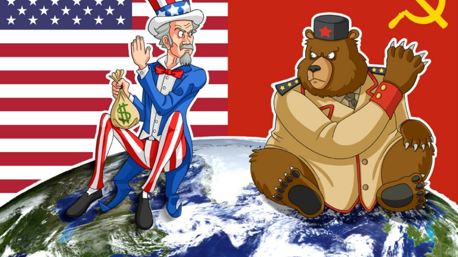 Why the U.S. Seeks to Hem in Russia, China and Iran