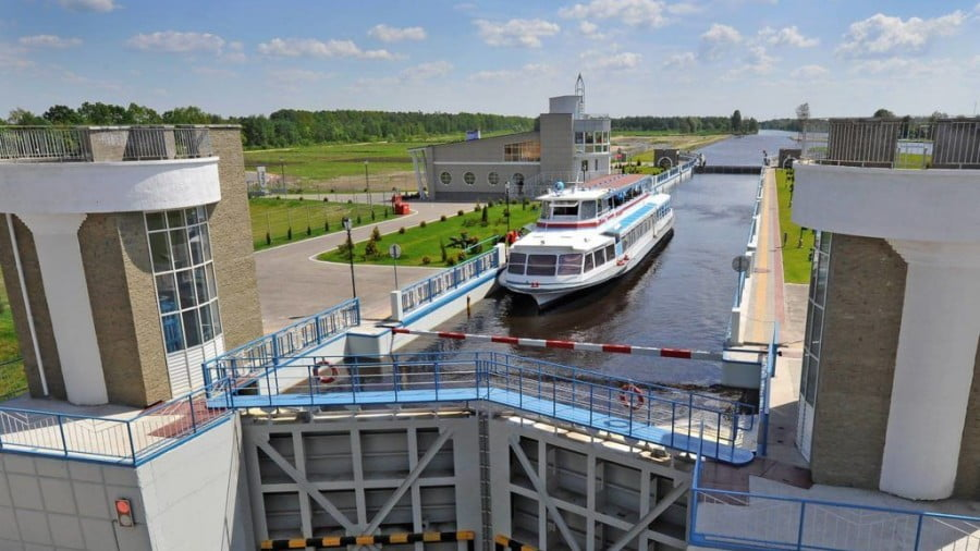 The New Viking Silk Road: The E-40 Waterway Project Linking the Baltic to the Black Sea