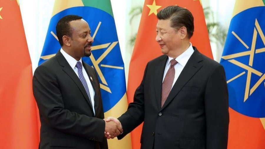 The Anti-OBOR Narrative Just Hit Peak Cognitive Dissonance Over Ethiopia