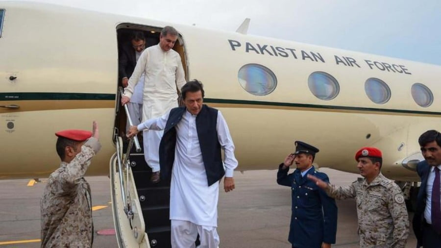 PM Khan's Visit to Saudi Arabia has Symbolic and CPEC Purposes