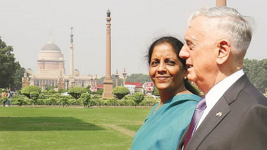 India and the US and their First 2+2 Dialogue Summit