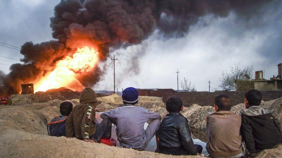Iraq on Fire: From Kirkuk to Basra
