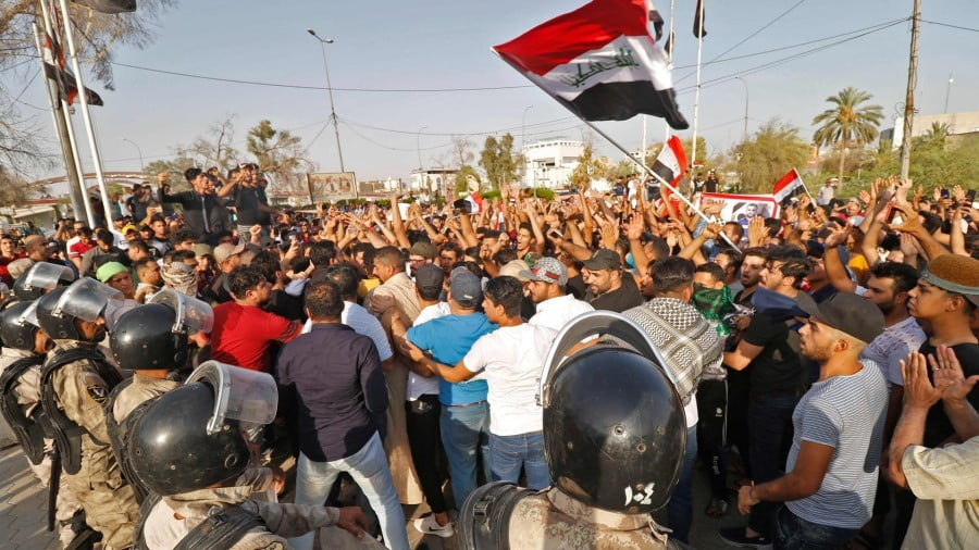 Syria's War is Almost Over – Iraq's Next Civil Conflict Has Already Begun