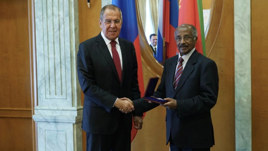 Russia's Pivoting to the Horn of Africa via Eritrea & the UAE