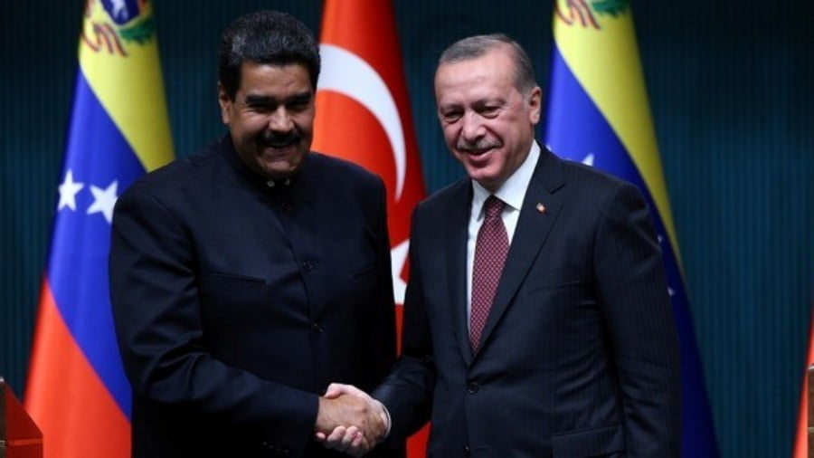"Friendship Between Turkey and Venezuela Renders Notions of ""Left and Right"" Totally Obsolete"