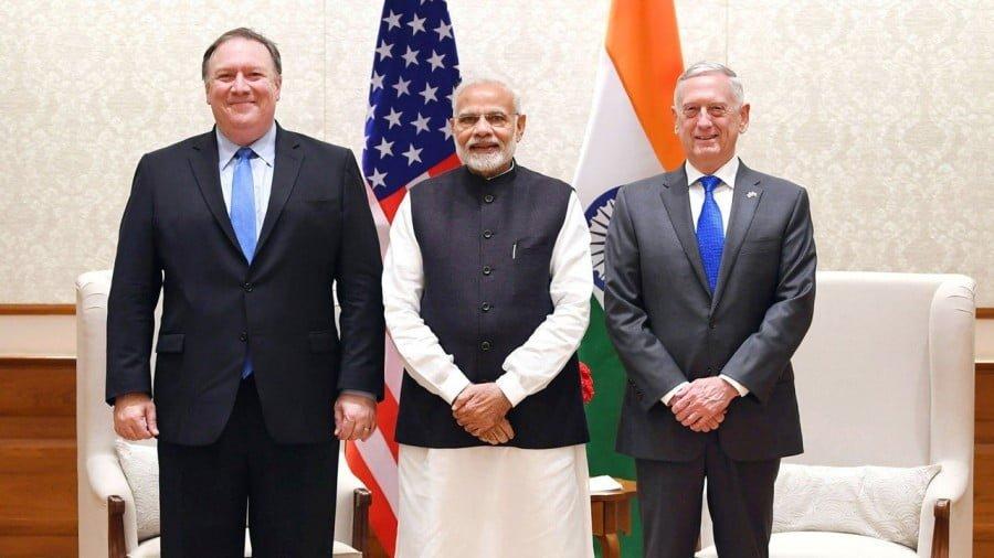 For Modi's India, 2+2=0 As Trump Tightens the Leash