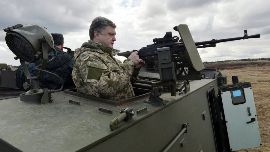 "The Kiev-Donbas ""Shadow War"" will Continue, But a Big One Is Unlikely for Now"