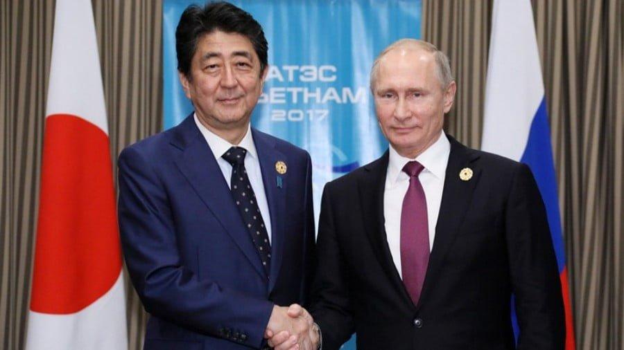 """Trump's Tariffs Might Jumpstart Japan's """"Eurasian Pivot"""""""
