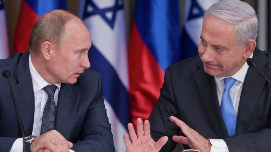 "The Latest ""Putinyahu Rusrael"" Summit Was The Most Important Yet"