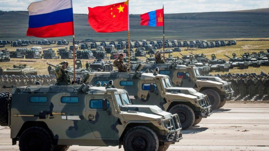The Decreasing Relevance of Sino-Russian Rivalries