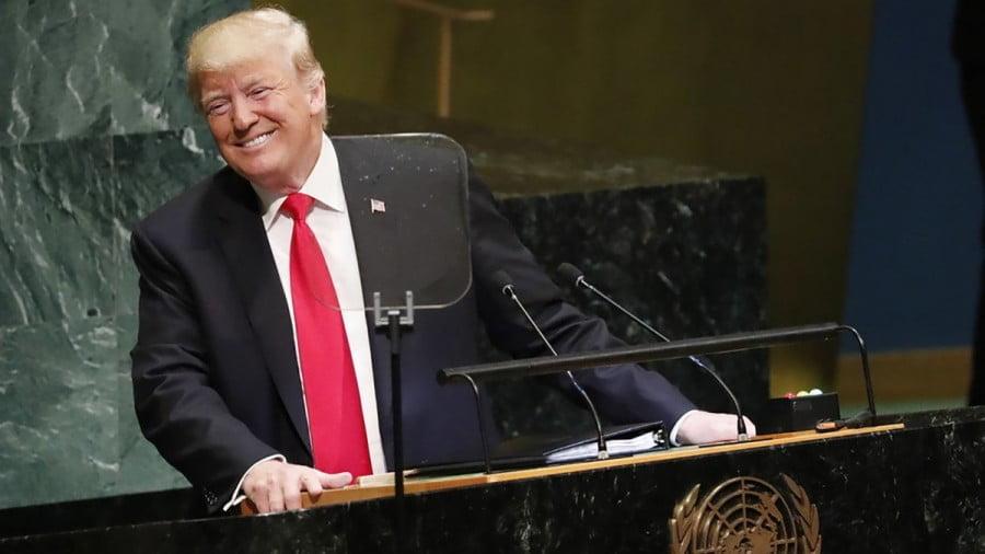 "Did Donald Trump Kill the Liberal-Globalist ""New World Order"" at the UN?"