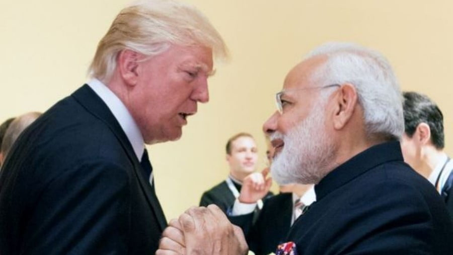 US-Indian Relations: Trump Gets a Unique Partner for America First