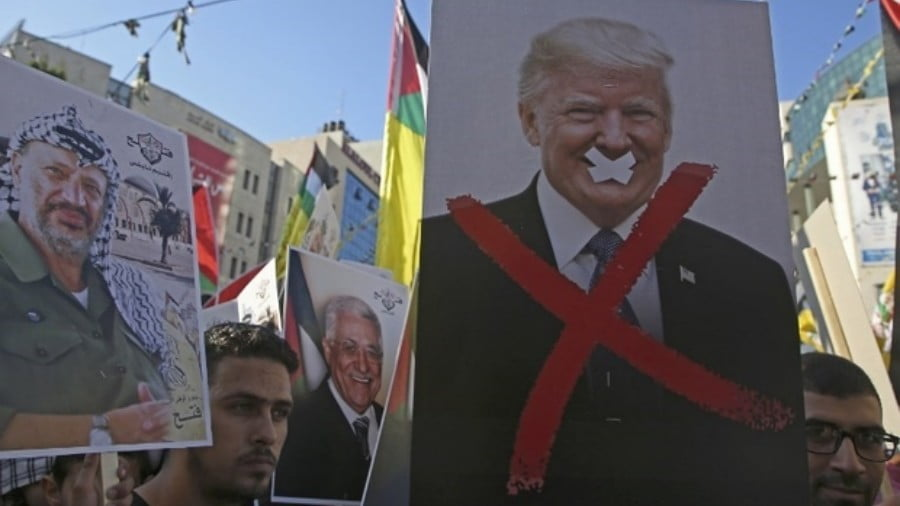 How Trump Is Stripping the Middle East of Peace and a Process