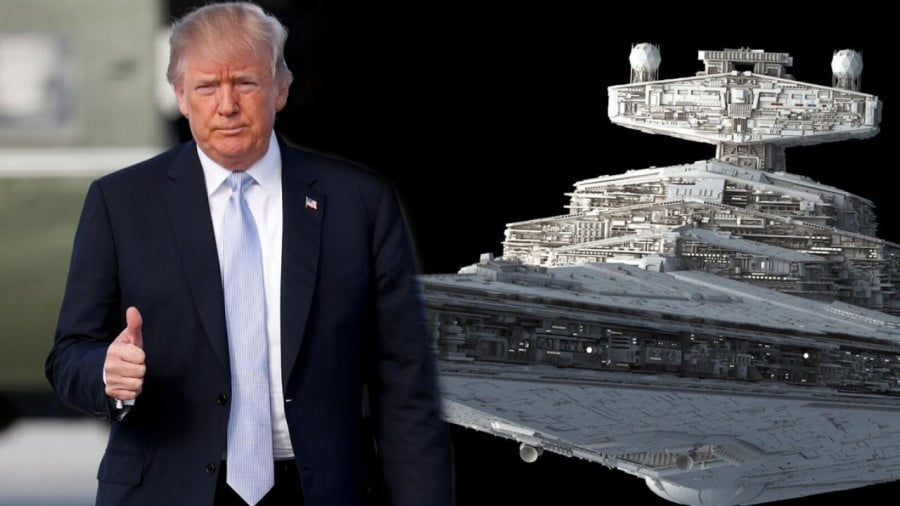 Trump's Space Force: To Boldly Go Nowhere?