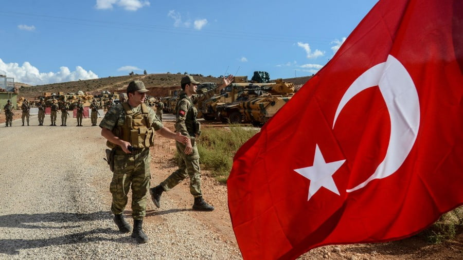 Turkish Tantrum Delays Liberation Of Idlib