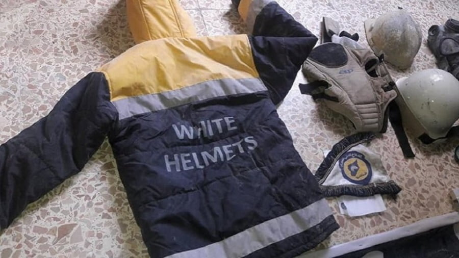 Syria & Russia Accuse U.S. Coalition, 'White Helmets', of Preparing Chemical Weapons Attacks in and Near Idlib