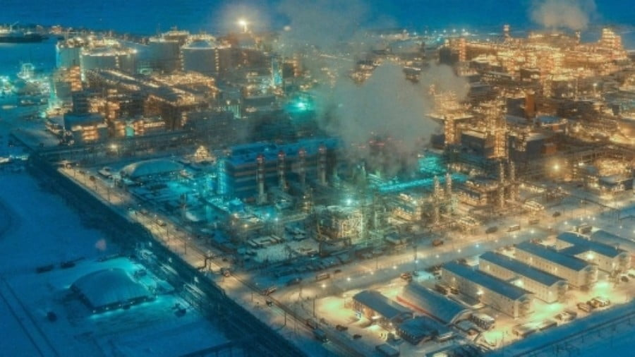 Is Saudi Arabia About to Enter the Arctic Gas Game?