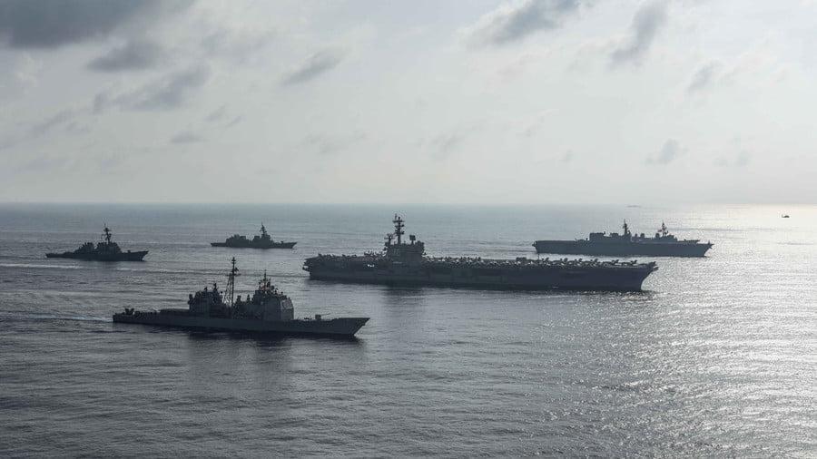 US Navy © Reuters