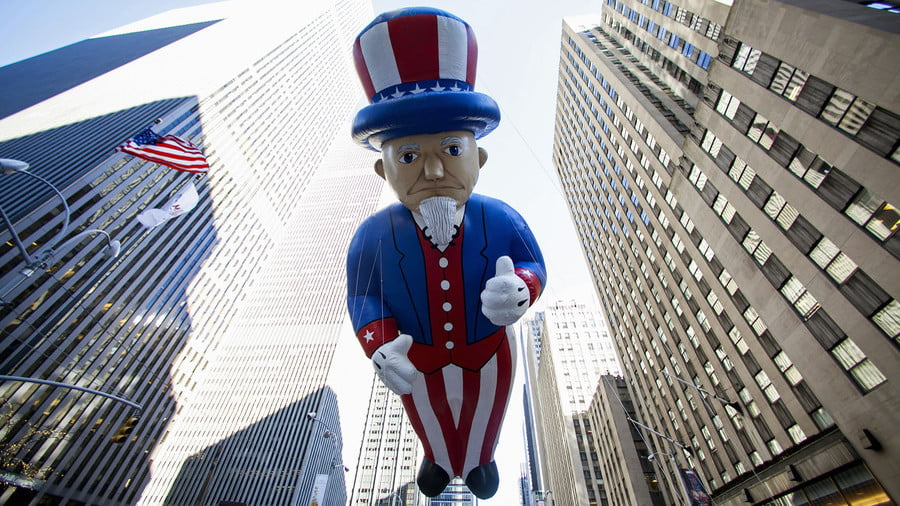 American Breakdown: Uncle Sam Pays an Overdue Visit to the Psychiatrist Couch