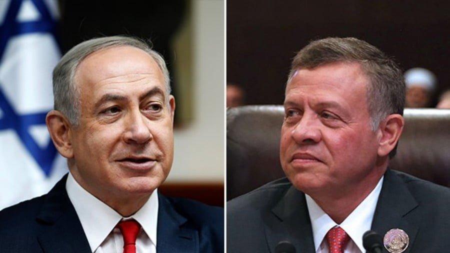 Jordan Cancels Part of 1994 Peace Treaty with Israel