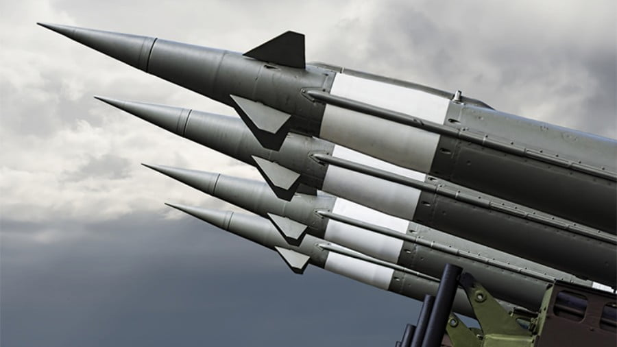 The Syrian War Will Go Nuclear