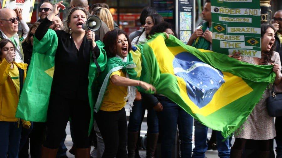 Brazil's Election Meddling Scandal Won't Dent Bolsonaro's Popularity