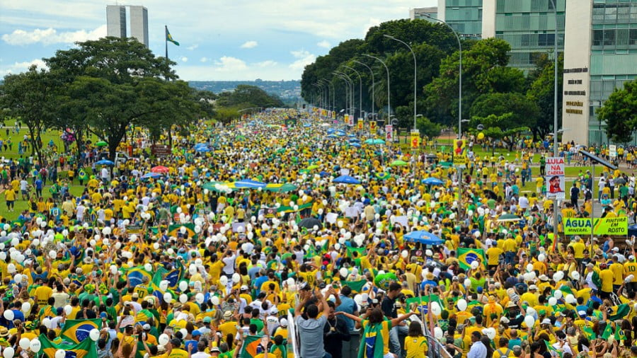 Future of Western Democracy Being Played Out in Brazil