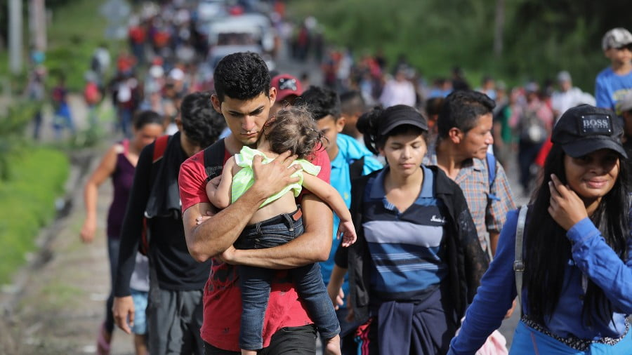The Caravan Crisis 2.0 Shows That Central America Needs the US' Support