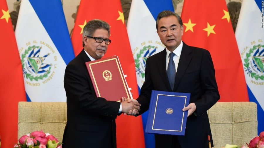 China Is Challenging the US in Central America, and Washington Can't Do Anything