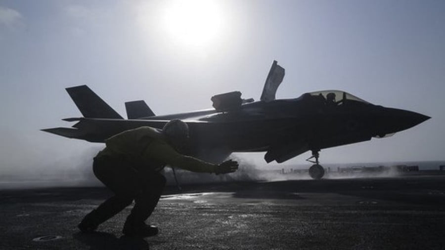 Battle for the Ages: Priciest US Weapon, the F-35, Just Attacked One of World's Most Primitive Fighters, the Taliban